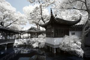 China 10MKm2 Collection - Another Look - Temple Lake by Philippe Hugonnard