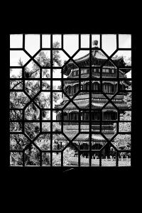 China 10MKm2 Collection - Asian Window - Summer Palace Temple by Philippe Hugonnard