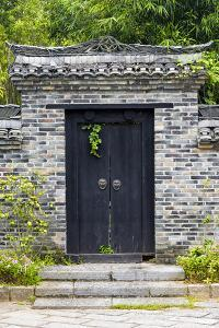 China 10MKm2 Collection - Buddhist Door by Philippe Hugonnard