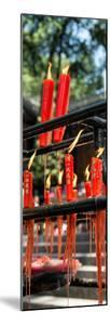 China 10MKm2 Collection - Candles in a Buddhist Temple by Philippe Hugonnard
