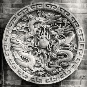 China 10MKm2 Collection - Chinese ancient Sculpture Dragons by Philippe Hugonnard