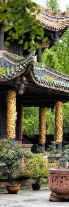 China 10MKm2 Collection - Chinese Temple by Philippe Hugonnard