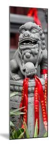 China 10MKm2 Collection - Detail Buddhist Temple by Philippe Hugonnard