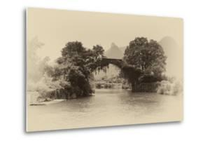 China 10MKm2 Collection - Dragon Bridge on the Yulong river by Philippe Hugonnard