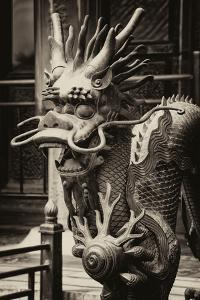 China 10MKm2 Collection - Dragon - Chinese Art by Philippe Hugonnard