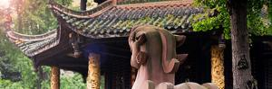 China 10MKm2 Collection - Dragon Temple by Philippe Hugonnard
