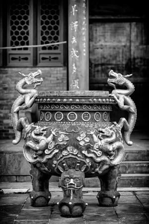 China 10MKm2 Collection - Dragons Incense