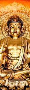 China 10MKm2 Collection - Gold Buddha by Philippe Hugonnard