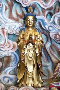 China 10MKm2 Collection - Golden Buddha by Philippe Hugonnard