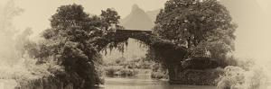 China 10MKm2 Collection - Guilin Yangshuo Bridge by Philippe Hugonnard