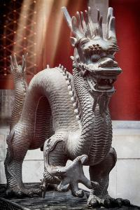 China 10MKm2 Collection - Instants Of Series - Dragon by Philippe Hugonnard