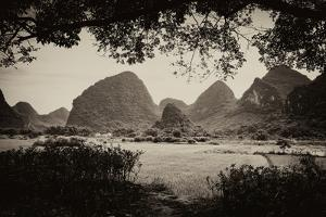 China 10MKm2 Collection - Karst Mountains - Yangshuo by Philippe Hugonnard