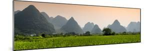 China 10MKm2 Collection - Karst Moutains in Yangshuo by Philippe Hugonnard