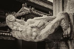 China 10MKm2 Collection - Mythological Statue by Philippe Hugonnard