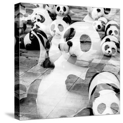 China 10MKm2 Collection - Psychedelic Pandas