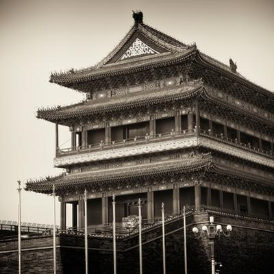 China 10MKm2 Collection - Qianmen Temple