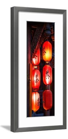 China 10MKm2 Collection - Red Lanterns