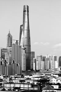 China 10MKm2 Collection - Shanghai Tower by Philippe Hugonnard
