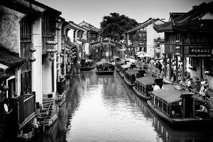China 10MKm2 Collection - Shantang water Town - Suzhou by Philippe Hugonnard