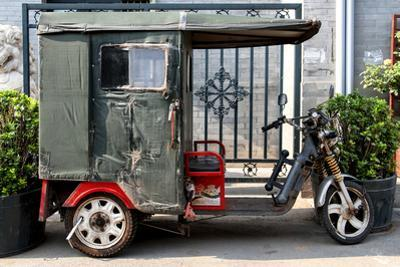 China 10MKm2 Collection - Tricycle by Philippe Hugonnard