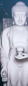 China 10MKm2 Collection - White Buddha by Philippe Hugonnard