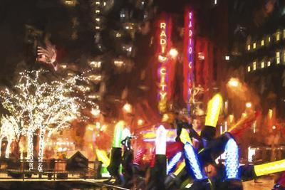 Christmas at Radio City Music Hall by Philippe Hugonnard
