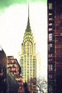Chrysler Building by Philippe Hugonnard
