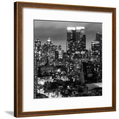 Cityscape Manhattan by Night