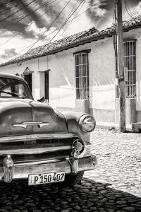 Cuba Fuerte Collection B&W - Chevrolet Trinidad III by Philippe Hugonnard
