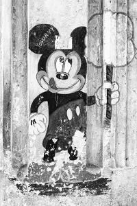 Cuba Fuerte Collection B&W - Mickey by Philippe Hugonnard