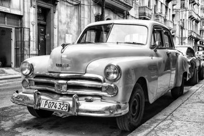 Cuba Fuerte Collection B&W - Vintage Cuban Dodge II