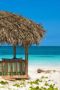 Cuba Fuerte Collection - Beach Hut II by Philippe Hugonnard