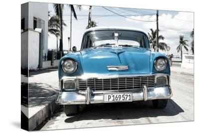 Cuba Fuerte Collection - Blue Chevy