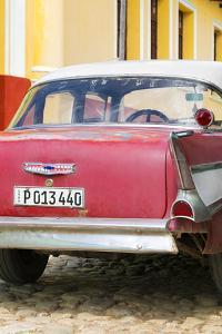 Cuba Fuerte Collection - Cuba's Antique Car II by Philippe Hugonnard