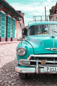 Cuba Fuerte Collection - Cuban Classic Car IV by Philippe Hugonnard