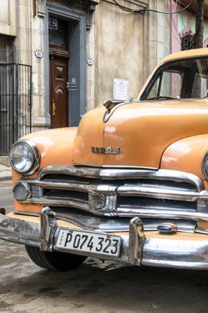Cuba Fuerte Collection - Dodge Classic Car II