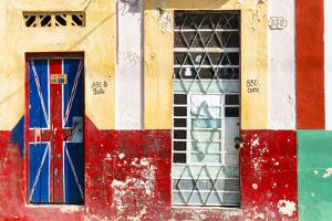 Cuba Fuerte Collection - English Door by Philippe Hugonnard