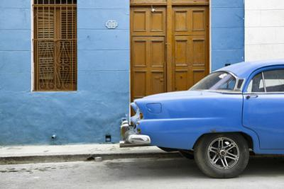 Cuba Fuerte Collection - Havana 109 Street Blue