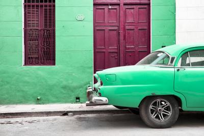 Cuba Fuerte Collection - Havana 109 Street Green
