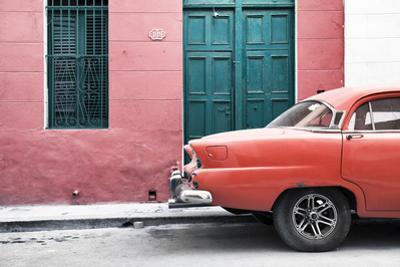 Cuba Fuerte Collection - Havana 109 Street Orange