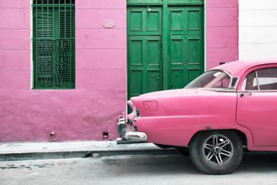 Cuba Fuerte Collection - Havana 109 Street Pink