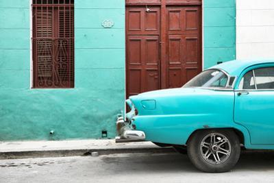 Cuba Fuerte Collection - Havana 109 Street Turquoise