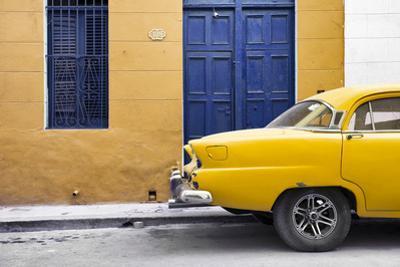 Cuba Fuerte Collection - Havana 109 Street Yellow