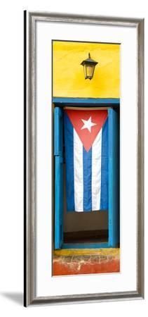 Cuba Fuerte Collection Panoramic - Cuban Flag