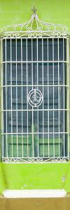 Cuba Fuerte Collection Panoramic - Cuban Lime Window by Philippe Hugonnard