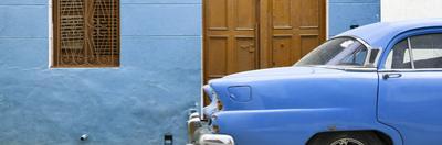 Cuba Fuerte Collection Panoramic - Havana Blue Street