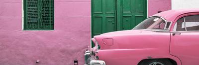 Cuba Fuerte Collection Panoramic - Havana Pink Street