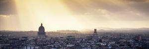 Cuba Fuerte Collection Panoramic - Havana Sunrise by Philippe Hugonnard
