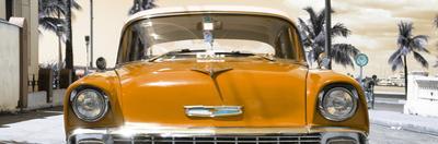 Cuba Fuerte Collection Panoramic - Orange Chevy