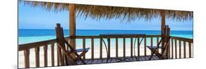 Cuba Fuerte Collection Panoramic - Paradise Beach Hut by Philippe Hugonnard